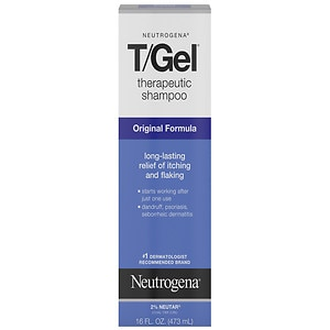 Neutrogena T-Gel Therapeutic Shampoo, Original Formula