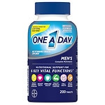 One A Day Men's Health Formula Tablets- 200 ea