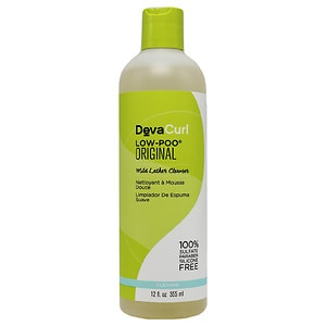 DevaCurl Low-Poo Daily Cleanser