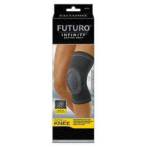 FUTURO Active Knit Knee Stabilizer, X-Large