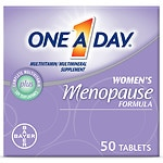 One A Day Menopause Formula, Complete Women's Multivitamin Tablets