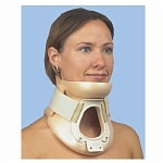 ITA-MED Extra Firm Philadelphia Tracheotomy Cervical Collar Adult, Large, Beige- 1 ea