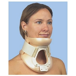 ITA-MED Extra Firm Philadelphia Tracheotomy Cervical Collar Adult, X Large, Beige