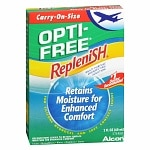 Opti-Free RepleniSH Multi-Purpose Disinfecting Solution, Carry On Size