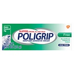 Super PoliGrip Denture Adhesive Cream, Travel Size