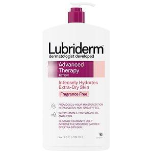 Lubriderm Advanced Therapy Lotion- 24 fl oz