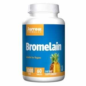 Jarrow Formulas Bromelain 1000, Tablets