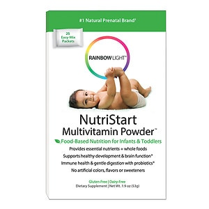 Rainbow Light NutriStart Multivitamin Powder