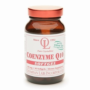 Olympian Labs Coenzyme Q10 100mg- 90 softgels