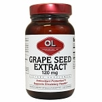 Olympian Labs Grape Seed Extract 120mg- 100 capsules