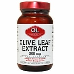 Olympian Labs Olive Leaf Extract 500mg