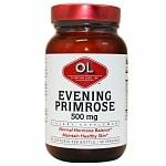 Olympian Labs Evening Primrose Oil 500mg- 90 softgels