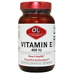 Olympian Labs Vitamin E 400