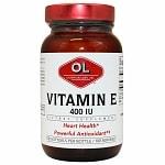 Olympian Labs Vitamin E 400- 100 ea