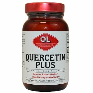 Olympian Labs Quercetin Plus- 60 capsules