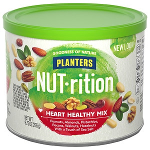 Planters NUT-rition, Heart Healthy Mix- 9.75 oz