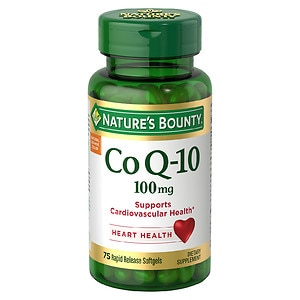 Nature's Bounty Q-Sorb CoQ10, 100mg, Softgels, 60 ea