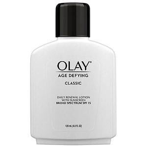 Olay Age Defying Protective Renewal Lotion- 4 fl oz