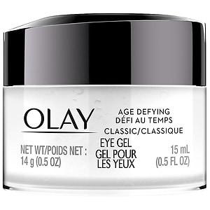 Olay Age Defying Classic Eye Gel, Fragrance-Free, Color-Free