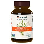 Himalaya Herbal Healthcare LiverCare, Vegetarian Capsules- 180 ea