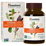 Himalaya Herbal Healthcare StressCare, Vegetarian Capsules