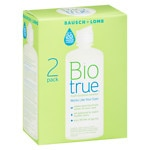Bausch + Lomb Biotrue Multipurpose Solution for Soft Contact Lenses, 2 Pack