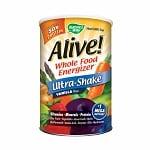 Nature's Way Alive! Whole Food Energizer, Ultra-Shake, Vanilla- 20 oz