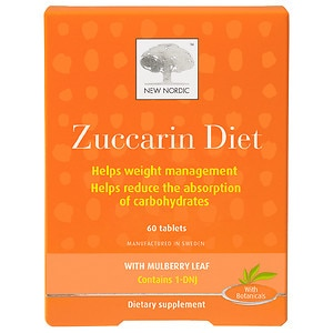 New Nordic Mulberry Zuccarin- 60 tablets