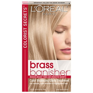 L'Oreal Paris SFX Brass Banisher Color Balancing Gloss Treatment