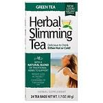 21st Century Herbal Slimming Tea, Green Tea, 24 pk