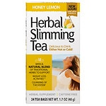 21st Century Herbal Slimming Tea, Honey Lemon, 24 pk- .06 oz