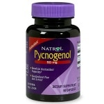 Natrol Pycnogenol, 50mg, Capsules