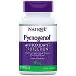 Natrol Pycnogenol, 50mg, Capsules- 60 ea