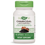 Nature's Way Activated Charcoal, Capsules