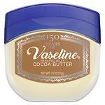 Vaseline Rich Conditioning Petroleum Jelly, Cocoa Butter