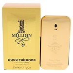 Paco Rabanne 1 Million Men's Eau De Toilette Spray