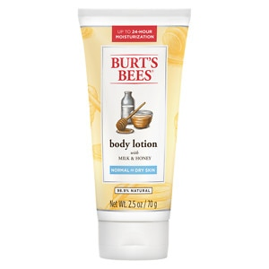 Burt's Bees Naturally Nourishing Body Lotion, Milk & Honey&nbsp;