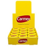 Carmex Regular Jars, Case, Original- .25 oz