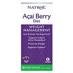Natrol Acai Berry Diet, Fast Capsules