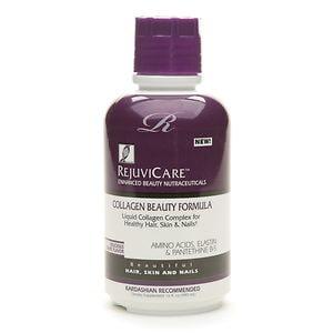RejuviCare Collagen Beauty Formula, Delicious Grape Flavor- 16 fl oz