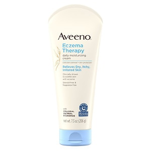 Aveeno Eczema Therapy Moisturizing Cream&nbsp;