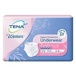 Tena Serenity Heavy Protection Underwear, Super Plus, Small/Medium