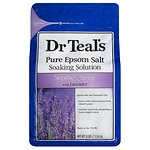Dr. Teal's Epsom Salt Soaking Solution, Sleep, Lavender
