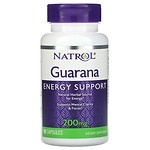 Natrol Guarana, 200mg, Capsules