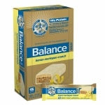 Balance Bar GOLD Nutrition Bar with Three Indulgent Layers, Lemon Meringue Crunch