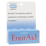 Hyland's EnurAid Incontinence Tablets- 50 ea