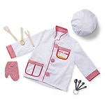 Melissa and Doug Chef Deluxe Role Play Set Ages 3 and up