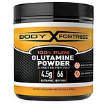 Body Fortress 100% Pure Glutamine Powder