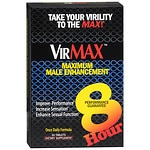 VirMAX Maximum Male Enhancement, Tablets