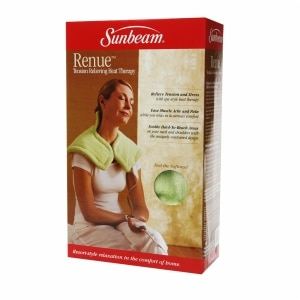 Sunbeam Renue Tension Relieving Heat Therapy, Model 885-000